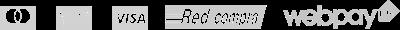 Logo webpay footer