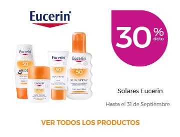 Banner destacado dermo solares eucerin