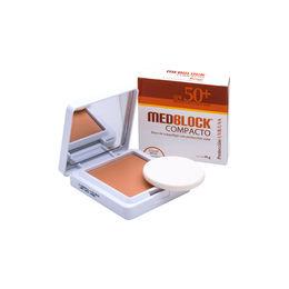 Medblock, base de maquillaje con protector solar 50+