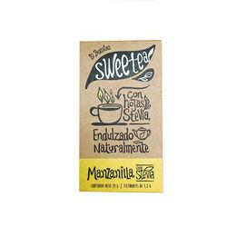 Té  de Flores Manzanila con Stevia
