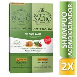 Pack Shampoo y Acondicionador Herbolaria Milenaria