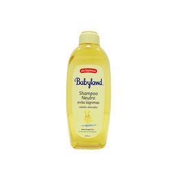 Shampoo para bebés neutro