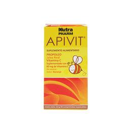 Apivit, suplemento alimentario en base a propóleo