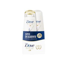 Pack de shampoo y acondicionador