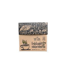 Té Pocket Sabores Surtidos endulzados naturalmente con Stevia