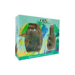 Pack de cuidado capilar de Coconut Milk
