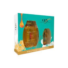 Pack de shampoo y aceite de argán