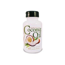 Coconut, aciete de coco refinado en cápsulas