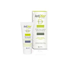 LETIXER D, crema hidratante para pieles extremadamente secas