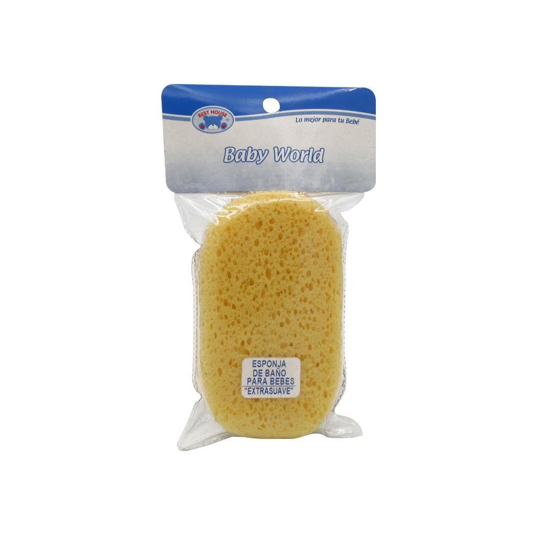 Esponja De Baño | Esponja De Bano Para Bebe Extra Suave Productos Salcobrand