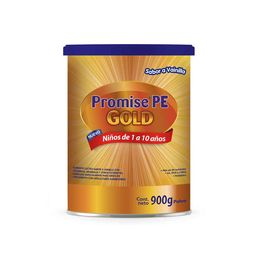 Complemento nutricional Promise PE Gold sabor a vainilla