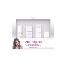 Pack facial de tratamiento anti-rojeces