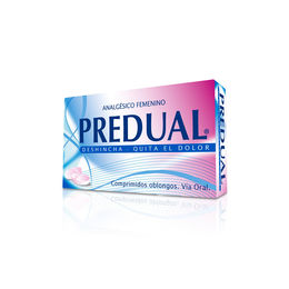 Analgésico femenino menstrual