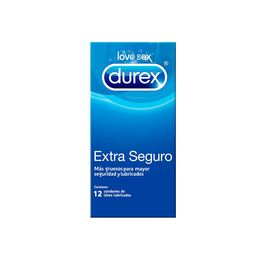 Preservativo Extra Seguro
