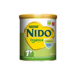 Leche orgánica Nido 1