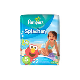 Pañales Splashers, ideales para el agua M/G