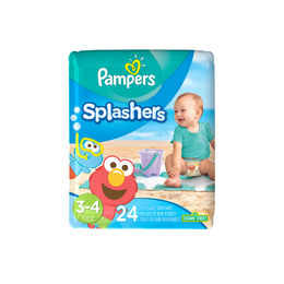 Pañales Splashers, ideales para el agua XXG