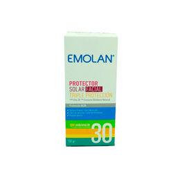 Protector solar facial FPS30