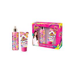 Set de crema y colonia para niñas