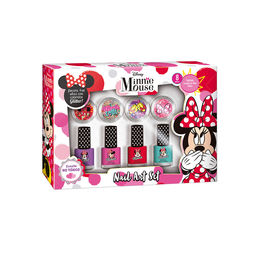Nail art set de Minnie Mouse