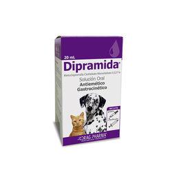 Dipramida sol oral 0.5% gtas.x20ml