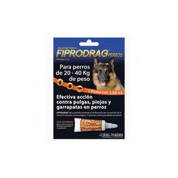 Fiprokill perros 20-40kg pta.x2.68ml