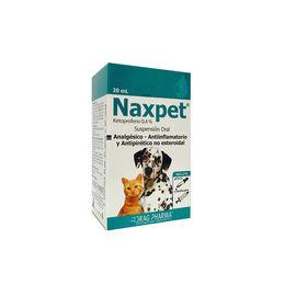 Naxpet 0.4% sol.x20ml