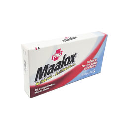 Maalox plus cherry x10com.masticables
