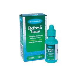 Refresh tears 0.5% sof.x15ml