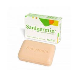 Sanigermin 1% jabón de 90gr