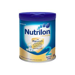 Fórmula láctea Premium 2