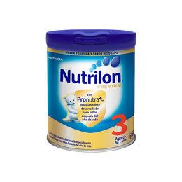 Fórmula láctea Premium 3