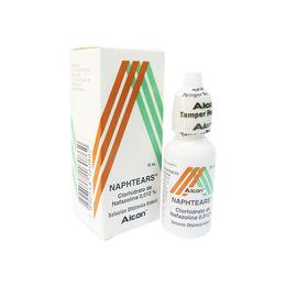 Naphtears 0.012% solución oftálmica de 15ml