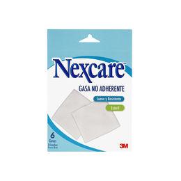 Gasa Estéril No Adherente 10x10