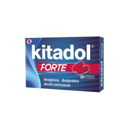 Kitadol Forte 10 comprimidos