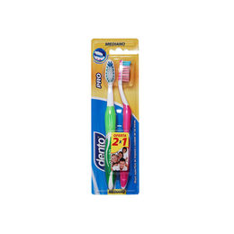 Pack Cepillo Mediano Pro 2x1