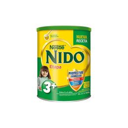Leche en Polvo Semidescremada 1600 Nido 3+