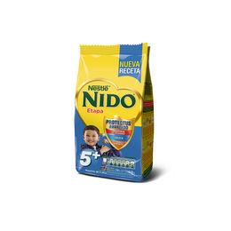 Leche en Polvo Semidescremada 800 Nido 5+