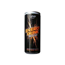 Bebida Energizante everage ero en lata