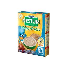 Cereal Probioticos Trigo Frutas