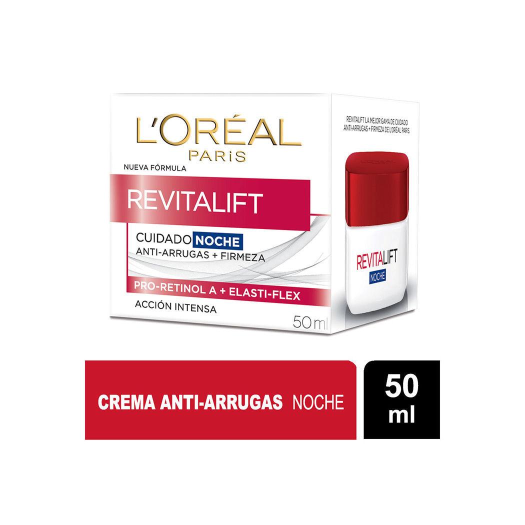 Crema Anti- Arrugas Revitalift Noche  3c8765a501c0