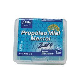 Propóleo Miel/Mentol Antigripal