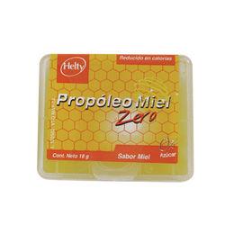 Caramelos Antigripales Propóleo Miel Zero