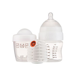 Set Yoomi Mamadera Easi-Latch 140ml y Cale