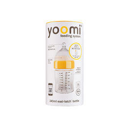 Yoomi Mamadera Easi-Latch 240ml