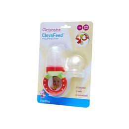 Chupafruta de silicona  Cleva Feed