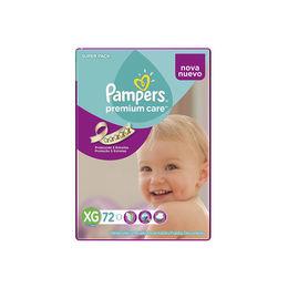 Pañal Infantil Premium Care Talla XG 72Uni