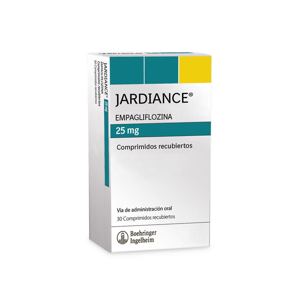medicamento para diabetes jardiance