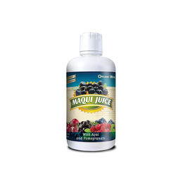 Jugo Antioxidante de Maqui con Acai y Granada