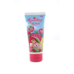 Gel Dental Frutillita